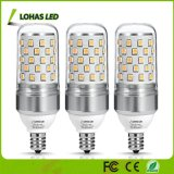 2017 Newest LED Candelabra Bulb 85W Equivalent LED Bulbs (9Watt) E12 Warm White 2700K