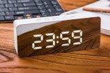 LED Digital Alarm Mirror Clock with 2 Brightness