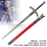 Fate/Stay Night Fate Caliburn Sword The Sword in The Stone