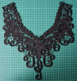 New Fancy Polyester Embroidered Lace Collar for Dresses