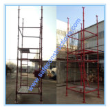 Safe Ce Passed Cuplock Scaffolding System for Construction.