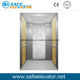Ce Certified Stainless Steel Cabin Passenger Elevator