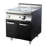 Gas Bain Marie with Cabinet (FG7XD20TN) --Nature Gas