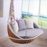 Outdoor Balcony Bedroom Rattan Swing Chair Hanging Basket Rocking Chair