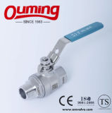 Stainless Steel F/M Thread Ball Valve with Ce, API6d