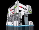 Octanorm Exhibition Booth for Trade Show Display