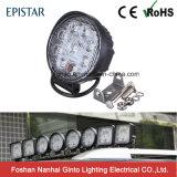 E-MARK 27W Round Epistar 4inch LED Work Light for Truck/Trailer (GT2009-27W)