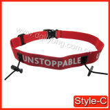 2013 Customer Polyester Elastic Triathlon Race Belt (Style-C)
