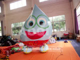 Inflatable Water Droplet Cartoon for Advertising (AQ56164)