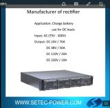 19 Inch 220V/ 110V Rectifier Systems