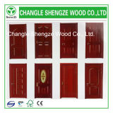New Design Moulded Veneer Door Skin