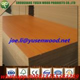 Waterproof Double Side Melamine Laminated MDF Board for Furniture Used