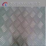 1050 1060 1100 3003 5052 5 Bar Aluminum Tread Plate