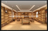 Men Shoes Shop Decoration for Store Fixture