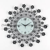 Metal Wall Clock for Home Decoration (MC-023)