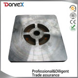 Sand Casting Sand Cast Steel Center Plate