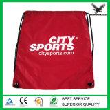 Promotional Waterproof Polyester Drawstring Bag