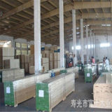 Wooden Scaffolding Boards for Formwork Construction