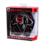 CE/RoHS Gaming Headset with High Cost-Performance (SA-901)
