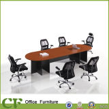 Economic Wood Conference Table for 6 Person