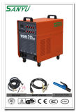 Shanghai Sanyu 2014 New Developed High Duty-Cycle Wsme-315 AC/DC Inverter Welder