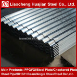 0.17mm Galvanized Corrugated Steel Sheet with Z80g Coating