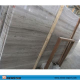 Natural Wooden Vein Marble Slab