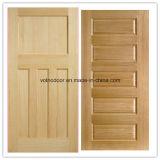 Interior Door, Solid Wood Door, Fire Proof Wood Door with Good Quality