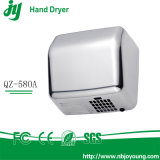 Hand Dryer Automatic Brushed Steel