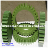 Plastic Double Spur Gear for Electric Motor