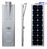 20W All in One Integrated Solar Street Light for Park Lighting (SNSTY-220)