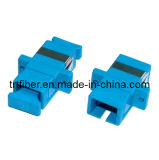 SC/SC Simplex Fiber Optic Adaptor (fiber coupler)