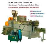 Aluminum Composite Panel Production Line, Twin Screw Extruder (XL75C, XL95A; XL95C)