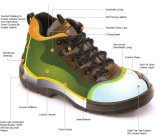 Steel Toe&Steel Midsole Plate Safety Boots (ABP1-5042)