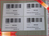 Printed Barcode Sticker Paper Barcode Label Sticker