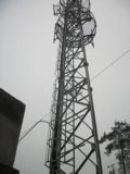 3-Legged Steel Pipe Broadcast Tower