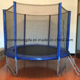 6FT. Fitness Jumping Trampoline with Safety Net