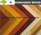 2-30mm Solid Colors Melamine Veneered MDF Board with E2 Glue