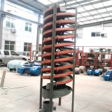 Spiral Concentrator of Spiral Chute for Heavy Minerals Beneficiation