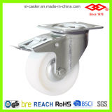 160mm Swivel Locking Industrial Caster Wheel (P102-20D160X40S)