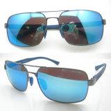 Fashion Quality Super Man Polarized Metal Sunglasses