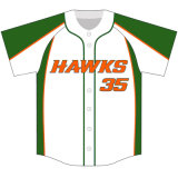 Personalized Team Sublimated Baseball Tops for Players