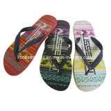 Flip Flops Men PE Sole and PVC Strap Slipper New Design Sandals (OCM-1)