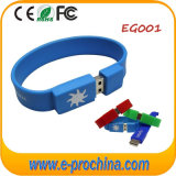 Silicone Bracelet USB Flash Memory Wrist Band