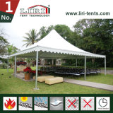 10X10m Pagoda Wedding Party Tent for 100 People