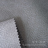 Embossed Leather Micro Suede Cloth for Home Decoration