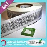 EAS Sensor Sticker RF/RFID Satin Tag EAS RF Sticker Tag EL33
