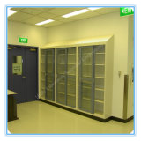 Steel Hospital Clinical Laboraory Medicine Cupboard