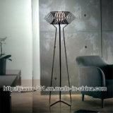 Elgance Black Modern Standing Lighting Floor Lamp