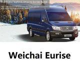 Weichai Eurise 7-16 Seats Mini Bus
